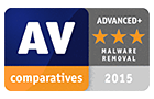 Award business av comparatives malware removal 2015