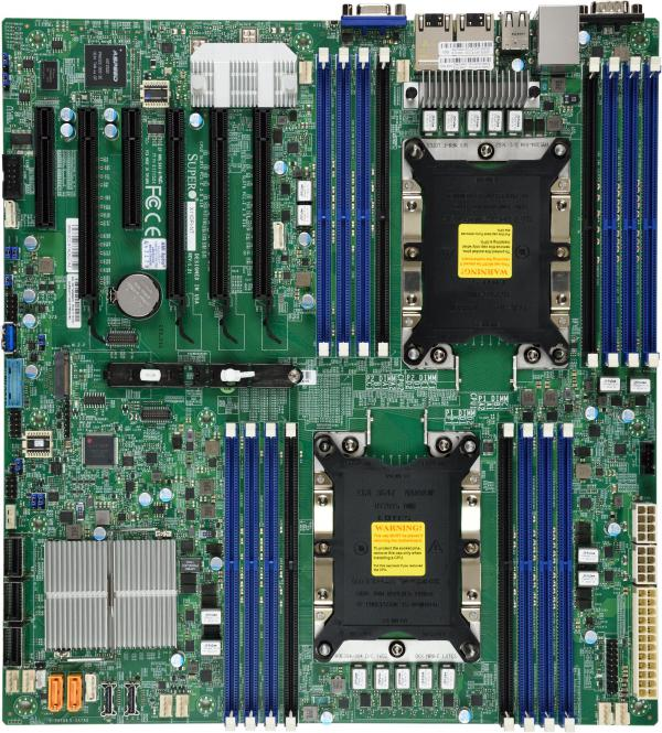 Arcbrain Zephineon E-ATX DP Workstation Motherboard