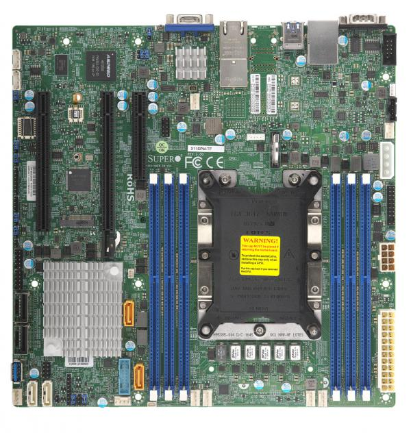 Arcbrain Zephineon Micro-ATX UP GPU Server Motherboard