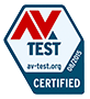 Award business AV test certified