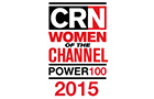 Award business CRN women of the channel 2015