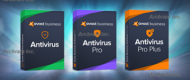 Avast Business Antivirus Products