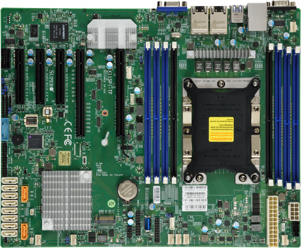 Arcbrain Zephineon ATX UP GPU Server Motherboard