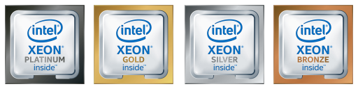 Intel Xeon Scalable Processor Logo