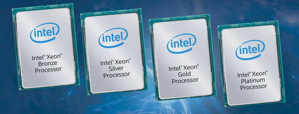 インテル Xeon Scalable Process...